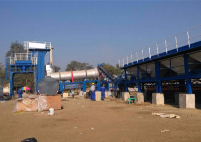drum mix asphalt plant china