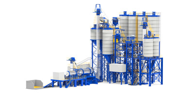 dry-mortar-mix-plant-manufacturer
