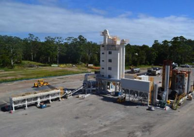 hot mix asphalt plant in australia
