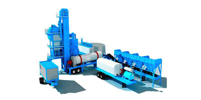 Mobile asphalt plants, portable hot batch mix asphalt plants, portable asphalt plants