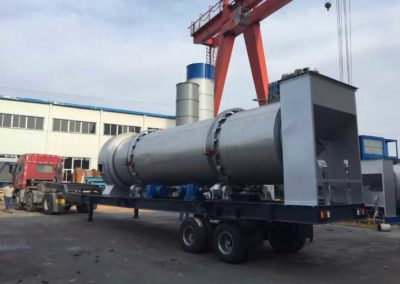mobile asphalt mix plant china