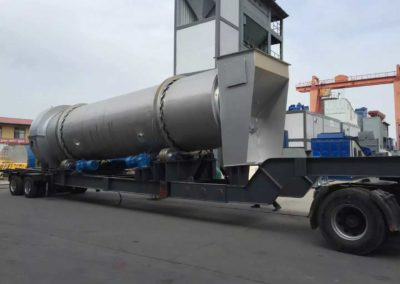 mobile asphalt mixing plant china