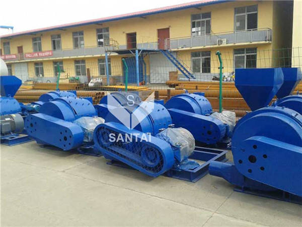 Santai Asphalt Plants Spare parts storage