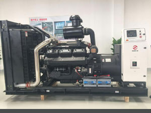 diesel generator supplied by asphalt plant vendors