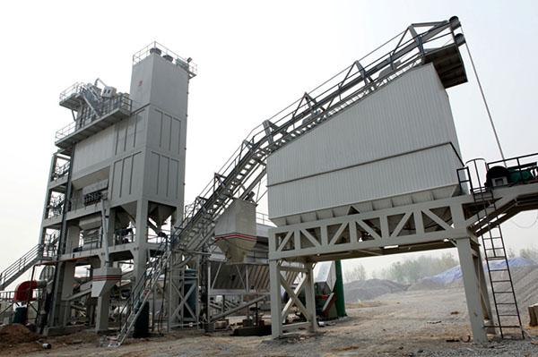 the future of asphalt batch mix plant