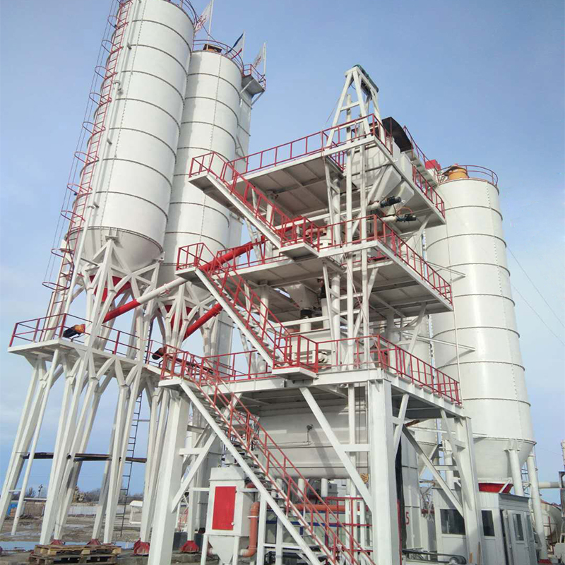 dry mix mortar plant manufacturer