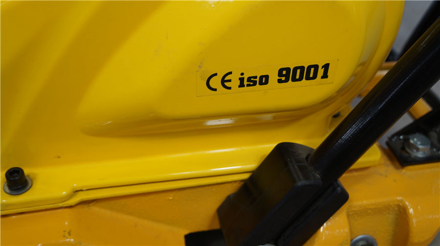 plate compactor CE