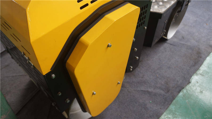 magnetic clutch in santai vibratory road roller