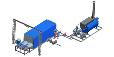 bitumen melting machine china