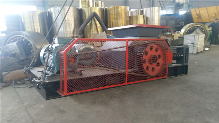 waste asphalt crusher