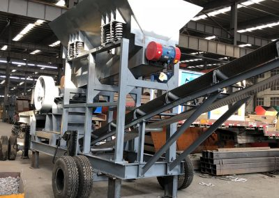 Mobile jaw crushers mobile aspahlt crusher