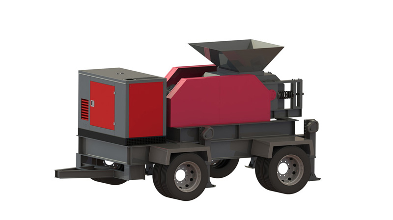 Mobile smarter asphalt crusher of mobile aspahlt crushers