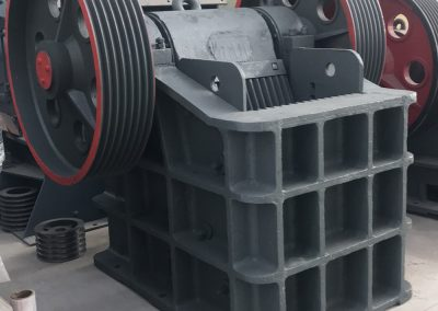 China Jaw crusher manufacturers