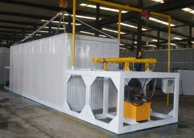 bitumen melting equipment