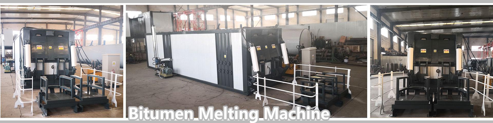 bitumen melting machine manufacturers manufacturer china