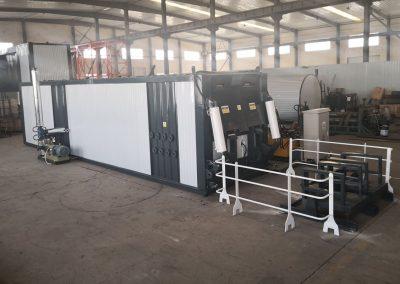 china bitumen melting equipment