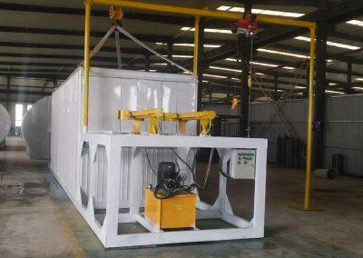 china bitumen melting machine