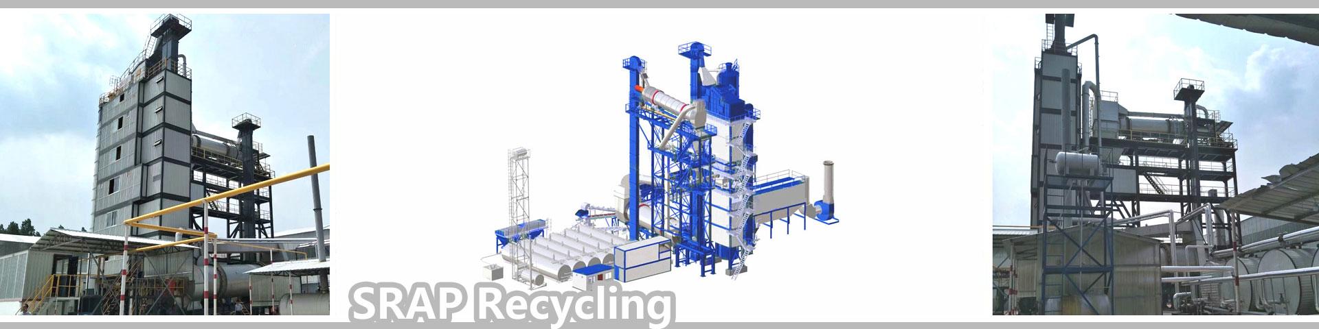 recycled asphalt plant manufacturer