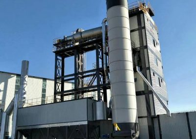 recycled asphalt plant manufacturers top 3