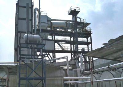 china recycling asphalt plants