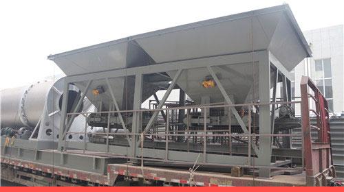 asphalt batch plant manufacturer supplier