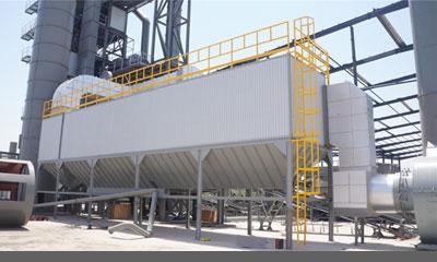 bag-dust-filter-of-asphalt-miixng plant