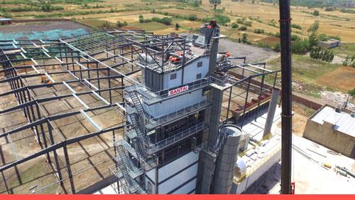 hot mix asphalt plant manufacturer china