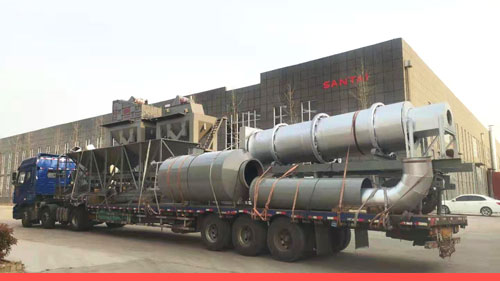 mobile asphalt mixing plant supplier