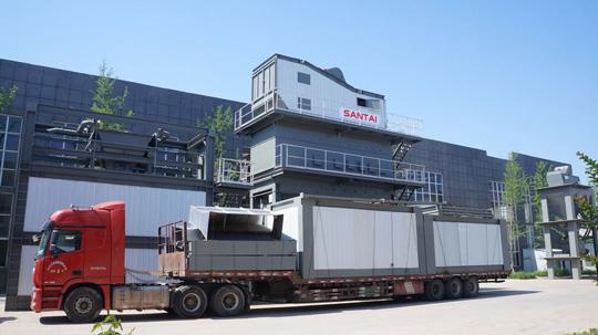 mobile portable asphalt-mixing-plant-manufacturer -china