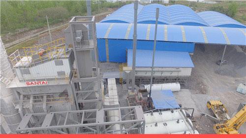 recycled asphalt plant supplier