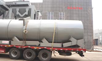 shipping of asphalt mixing plant manufacturer