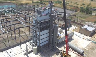 turnkey solutions of batch mix asphalt plant manufacturer