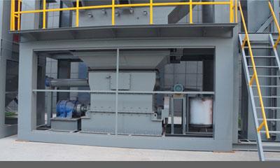twin-shaft-mixer-of-asphalt mixing plant
