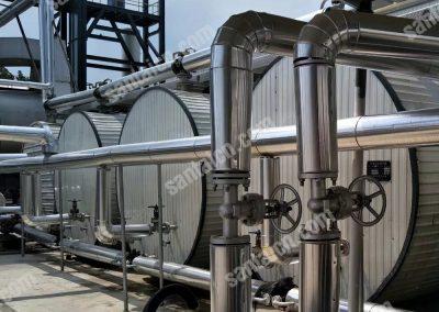 batch hot asphalt plant