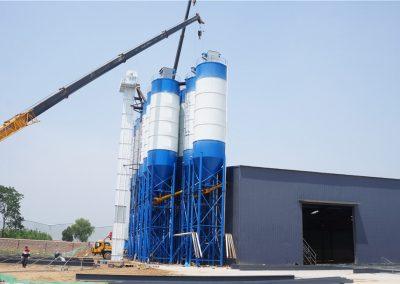 dry mortar plant supplier manufacturer
